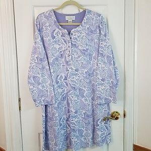 Nightgown by Karen Neuburger.  Size 1X